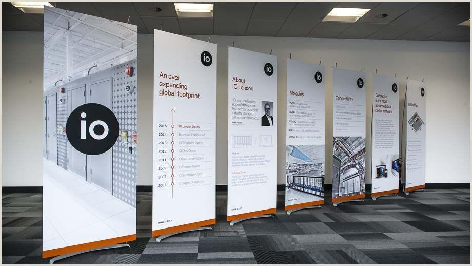 Exhibition Banner Stands Modern Banner Stands Stylish Banner Stands