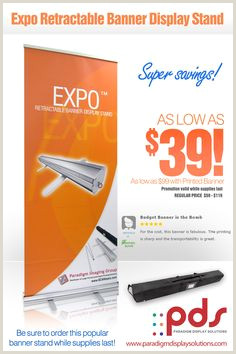 Expox Banner Stand 10 Best Banner Stands Images