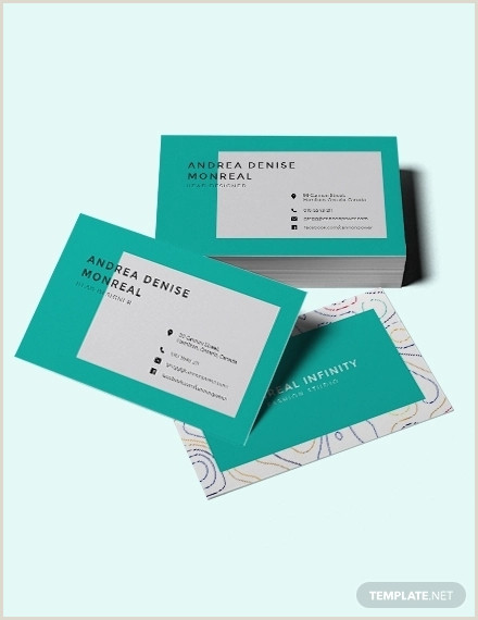 Fashion Business Cards Templates Free Free 20 Fashion Business Card Templates In Word Psd