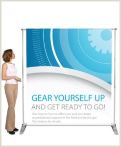 Fedex Office Retractable Banner 10 Mil Retractable Banner Stand Data Graphics