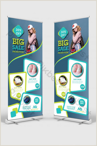 Floor Banner Stand Banner Stand Templates