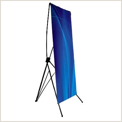 Floor Banner Stand Banner Stands