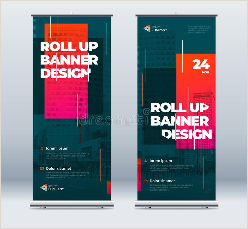 Floor Banners Retractable Banner Retractable Stock Illustrations – 701 Banner