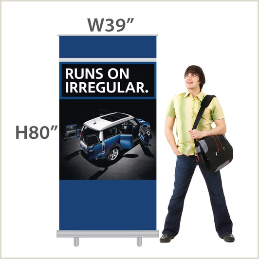 Floor Banners Retractable E Group Retractable Banners