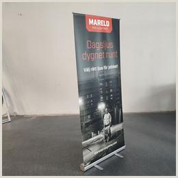 Floor Banners Retractable Standing Banners Canada