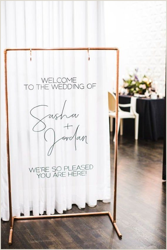 Floor Signs Stands Copper Stand Wel E Sign Wedding Bar Stand Seating Chart