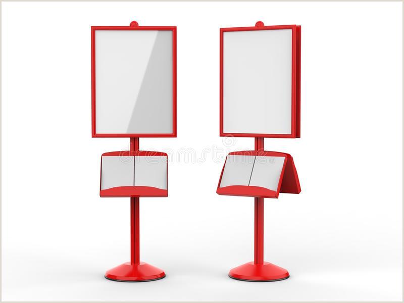 Floor Standing Banners Floor Sign Holders Poster Stands Top Load Steel Frame For
