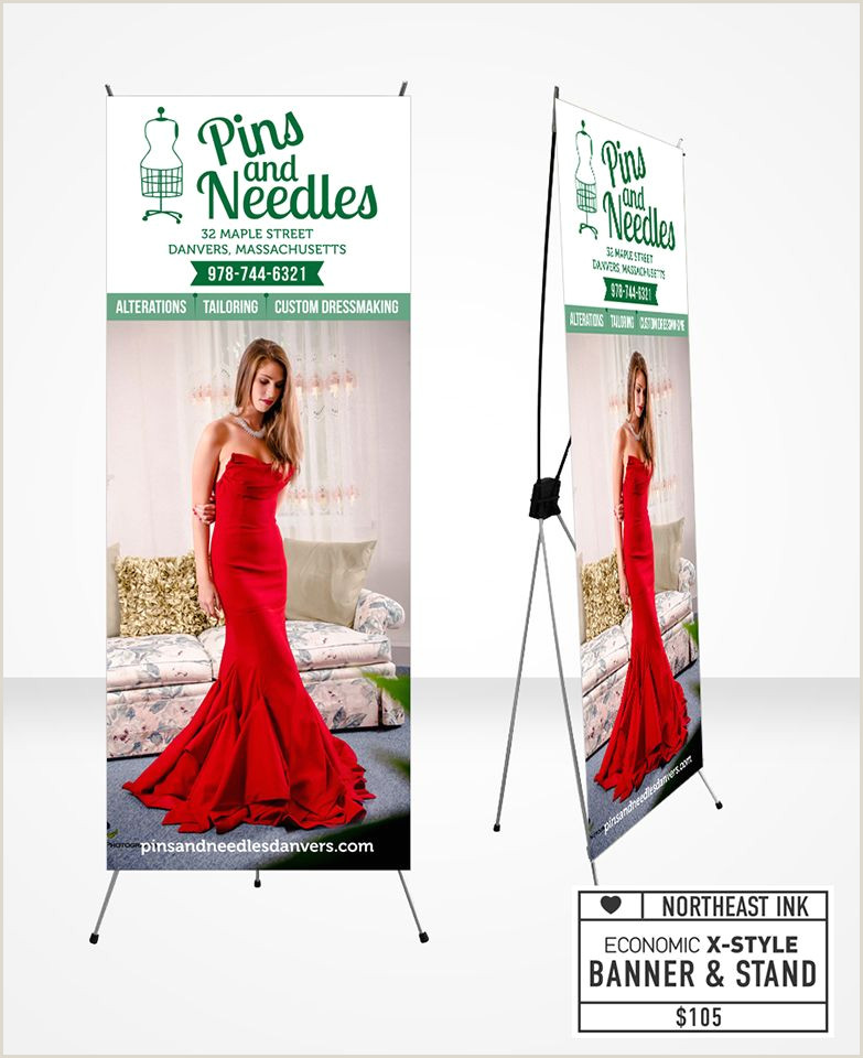 Floor Standing Banners X Style Banner Economic Display Trade Show