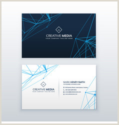 Free Business Line Card Template Line Card Template Vector Over 330 000