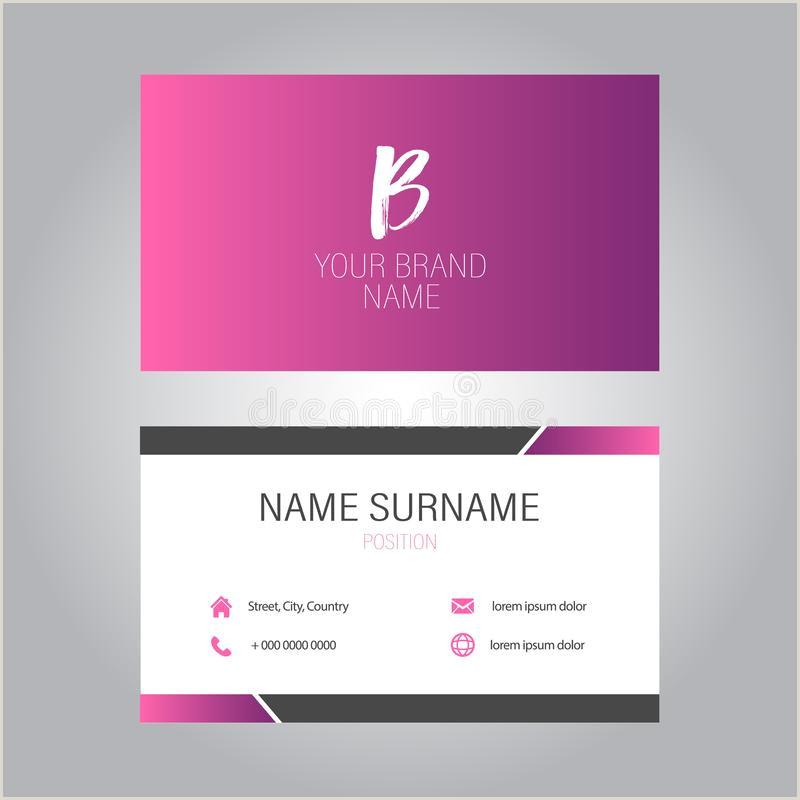 Free Modern Business Card Template 13 297 Modern Business Card Template S Free & Royalty
