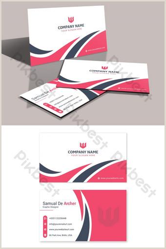 Free Modern Business Card Template Modern Business Card Templates