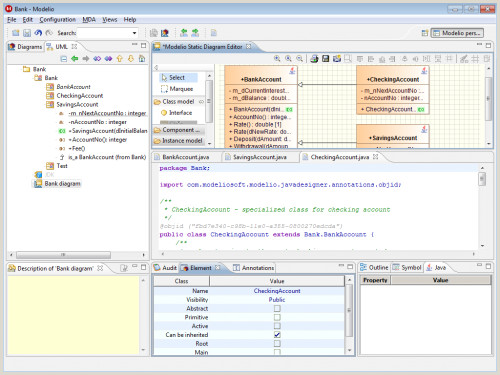 Free Playing Card Design Software Modelio Open Source Uml And Bpmn Free Modeling Tool
