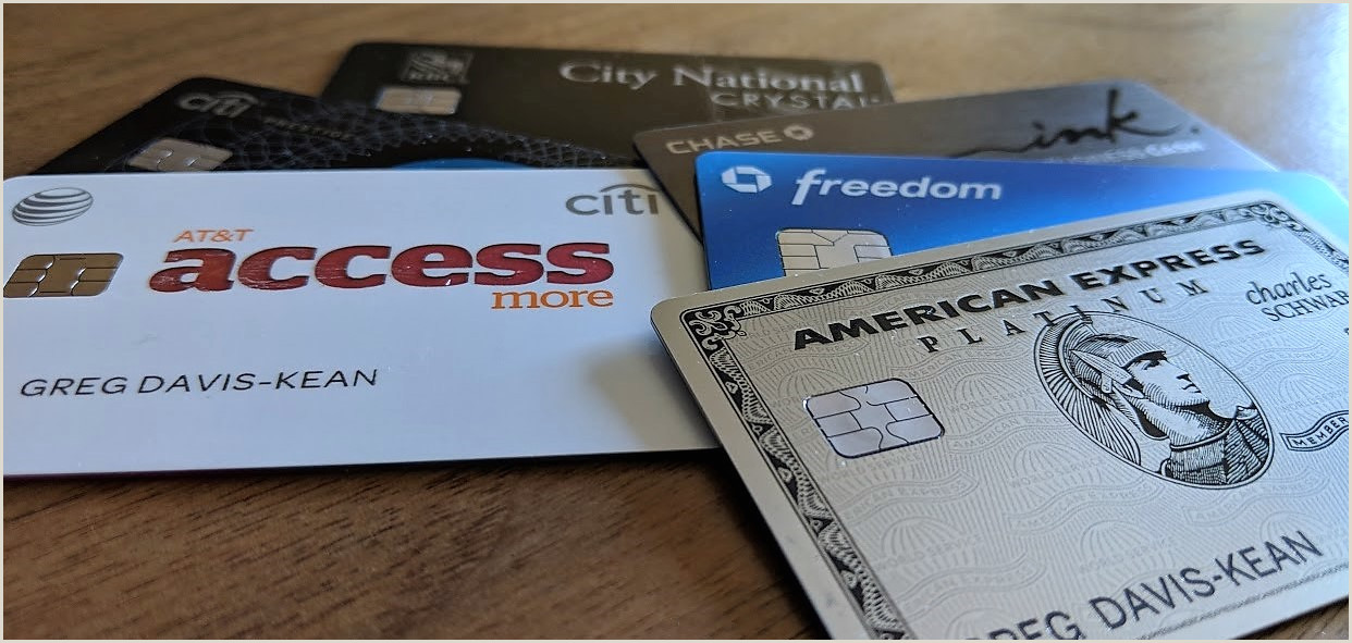 Frequent Miler Best Business Cards Best Category Bonuses Which Card To Use Where