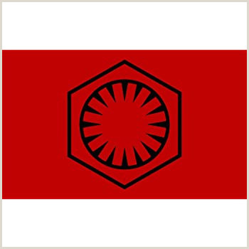 Full Size Flag Stands Amazon Star Wars Flag First Order Stands For
