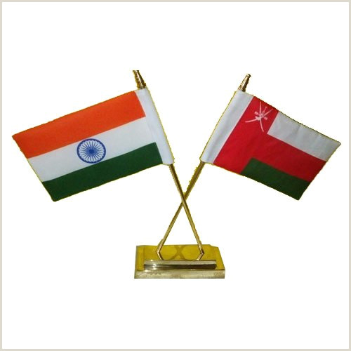 Full Size Flag Stands Double Flag Stand