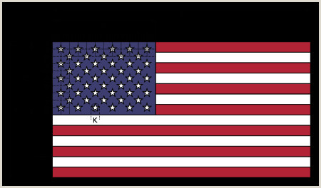 Full Size Flag Stands Flag Of The United States