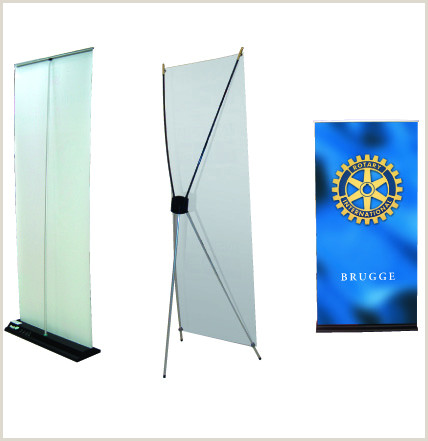 Full Size Flag Stands Roll Up Or X Stand Banner Flags