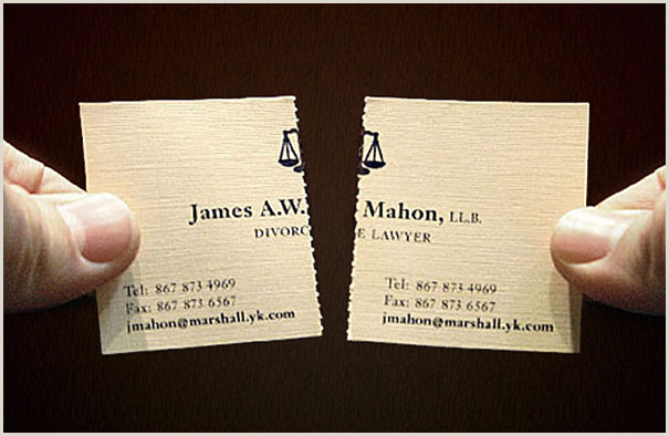 Fun Business Card Designs 30 The Most Creative Business Cards Ever