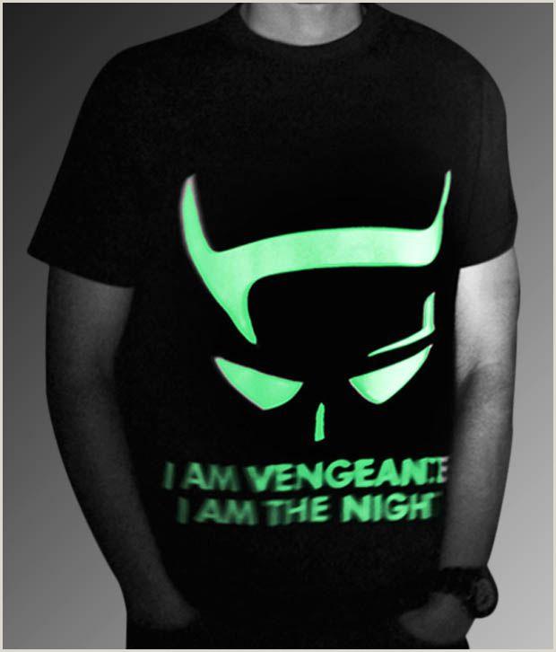 Glow In The Dark Business Cards Gotee Apparel Black Batman Glow In The Dark T Shirt Buy