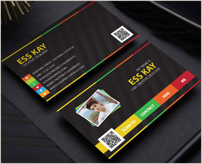 Google Search Business Card Template 20 Newest Creative & Beautiful Free Business Card