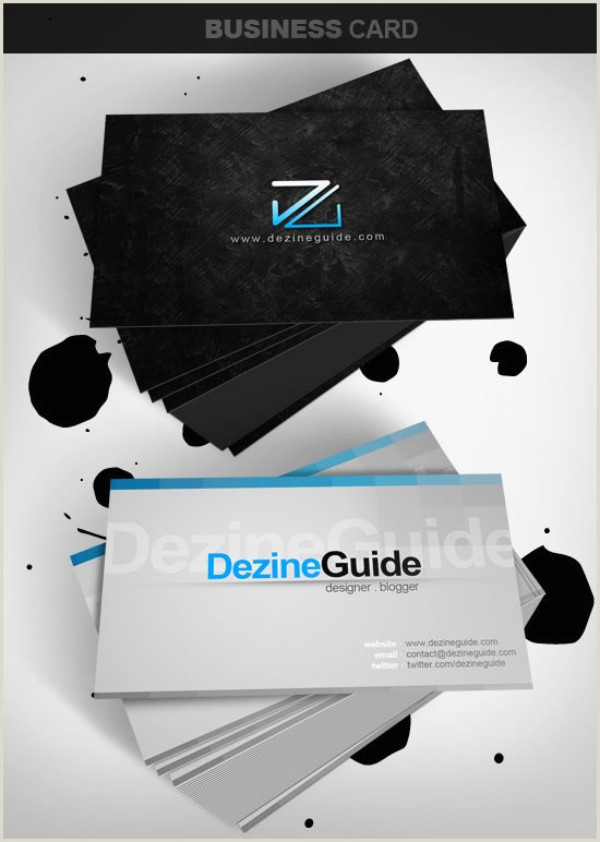 Google Search Business Card Template 25 Excellent Business Card Templates For Your Own Use
