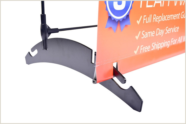 """H Banner Stand H Banner Stand 24"""" X 63"""""""