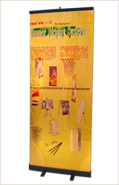 Hand Held Roller Banners Roller Banners Roll Up Screens Double Sided Roller Banners