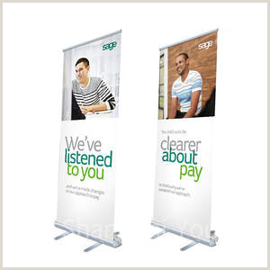 Hand Held Roller Banners Trade Show Retractable Banners Roller Up Banners Pull Up Banner