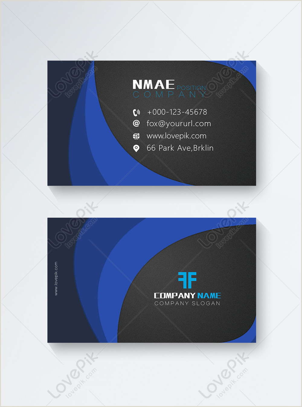 High End Business Card Printing High End Business Card Template Image Picture Free