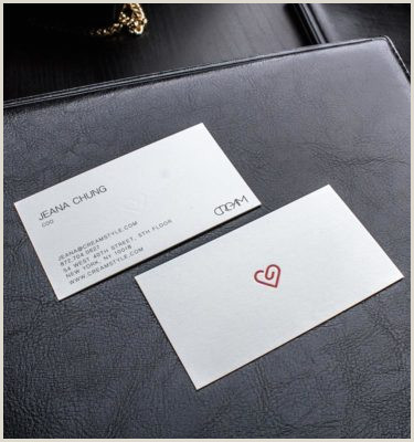 High End Business Card Printing Luxury Business Cards