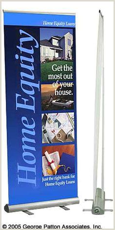 Horizontal Banner Stand 30 Best Roll Up Banners Images