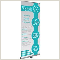 Horizontal Banner Stand 60 Best Retractable Banner Stand Designs Images