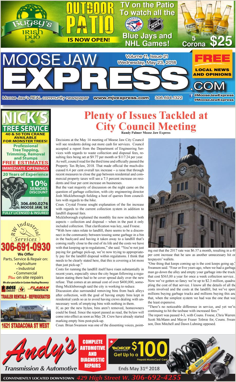 Horizontal Banner Stands For Trade Shows Moose Jaw Express By Moose Jaw Express Issuu