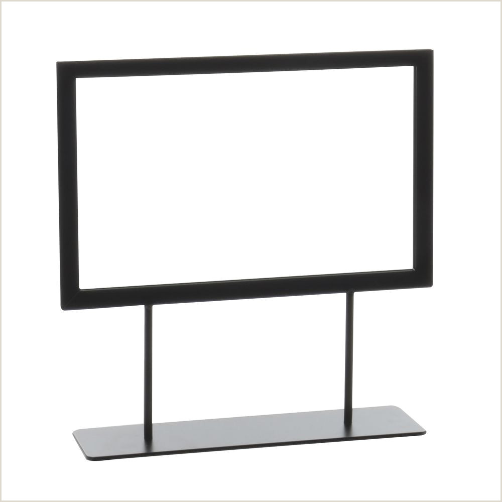 Horizontal Banner Stands For Trade Shows Tabletop Poster Stand