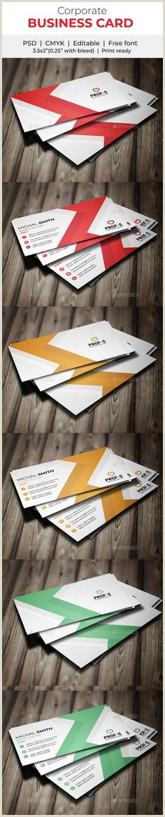 Horizontal Vs Vertical Business Cards 500 Best Business Card Images In 2020