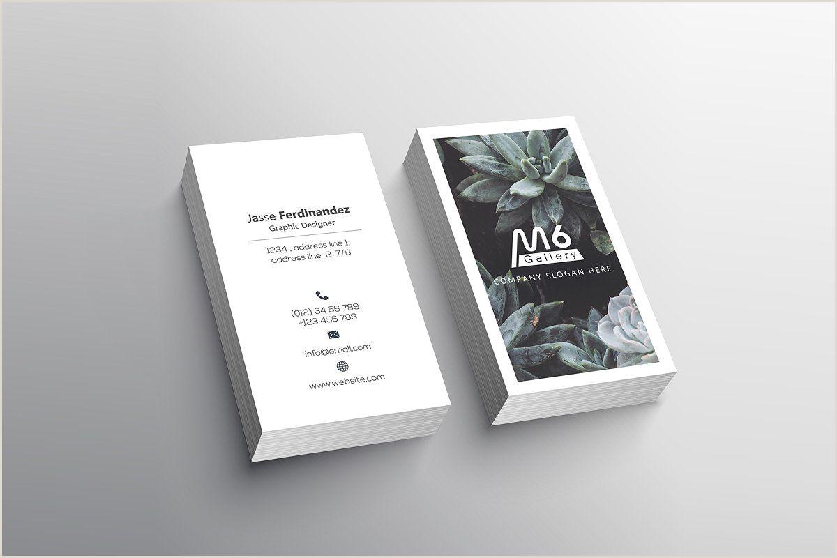 Horizontal Vs Vertical Business Cards Unique 50 Business Card Bundle
