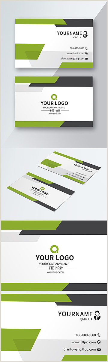 How Big Are Buisness Cards Fortable Home Industry Business Card Fashion Elements