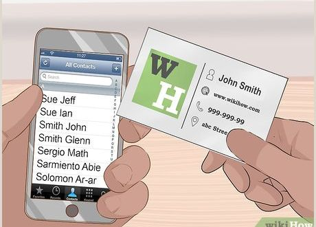 How Big are Buisness Cards How to Manage Numbers Of Business Cards Effectively