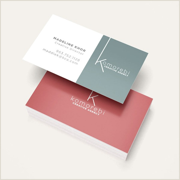 How Big Are Buisness Cards Standard Business Card Size