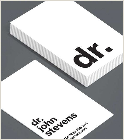 How Much To Design A Business Card 46 Super Ideas Doctor Business Cars Design Creative