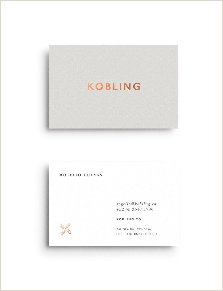 How Much To Design A Business Card Kobling