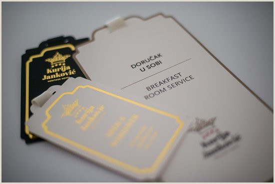 How Much To Design A Business Card We Care About Your Needs Picture Of Hotel Kurija Jankovic