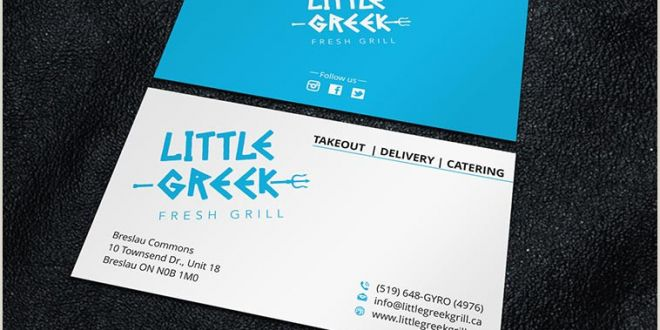 How to Business Card How to Design the Perfect Business Card