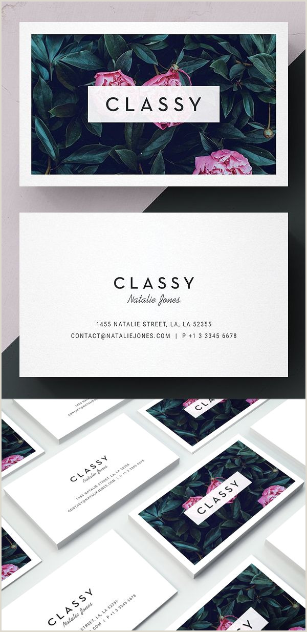How To Business Card Modern Business Card Psd Templates 30 Print Ready Design