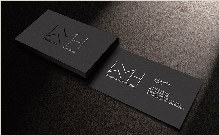 How To Design A Good Business Card How To Design The Perfect Business Card