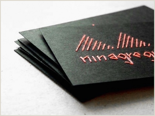 How To Design A Good Business Card Lovely Stationery
