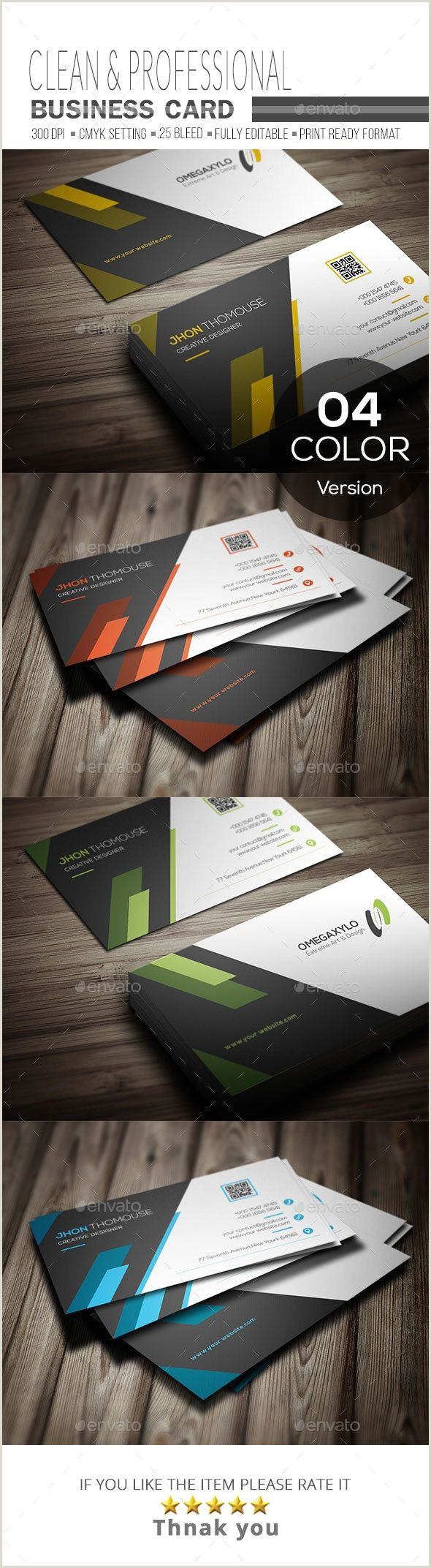 How To Format A Business Card Business Card