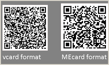 How To Format A Business Card How To Create Qr Codes For Business Cards