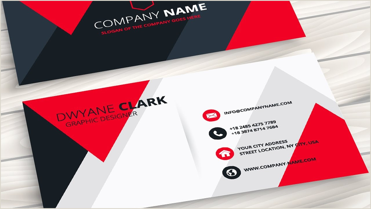 How To Make A Professional Business Card Creating A Professional Business Card Without Any Hassle Coreldraw Tutorials