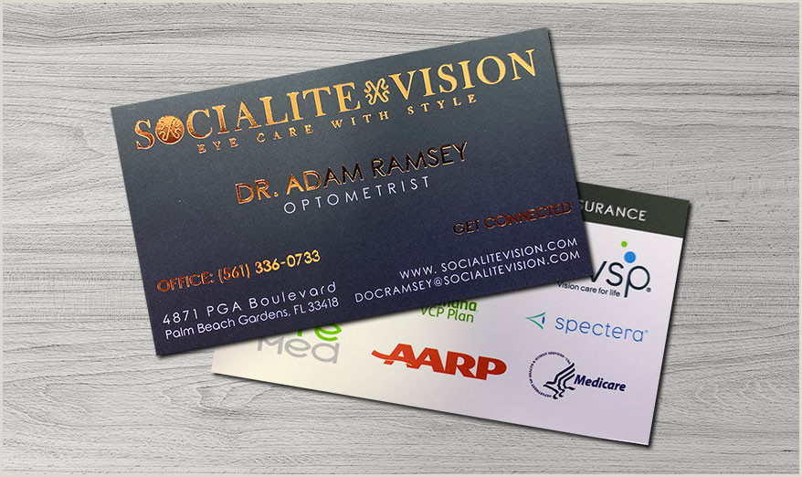 How To Make Bussiness Cards How 6 Ecps Designed And Use Their Business Cards